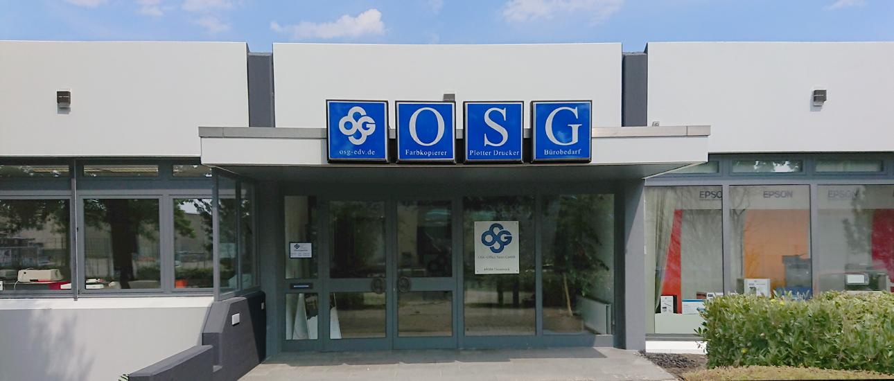 OSG Eingang Gebäude