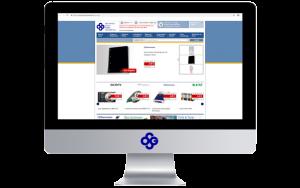 Monitor mit Link auf den OSG Online-Shop